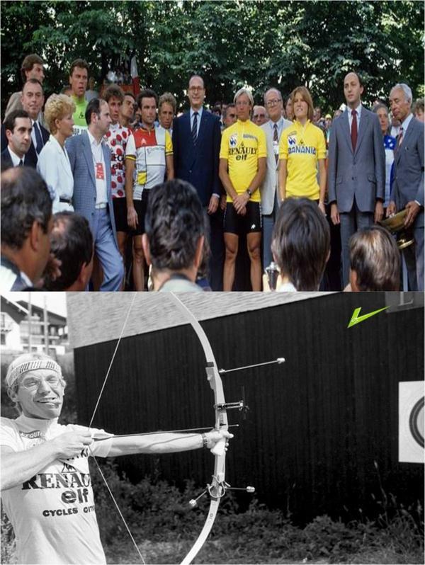 Laurent Fignon....