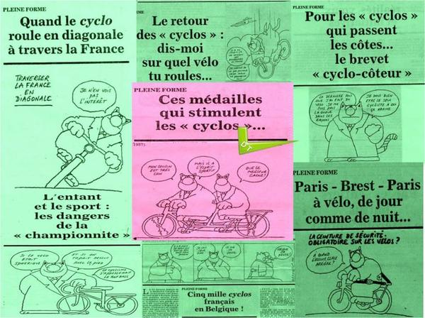 LE CYCLO....
