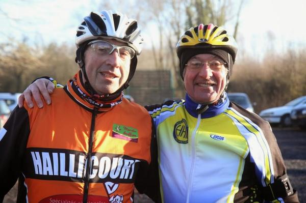 brevet de BEUVRY  l'amitié dans le vélo