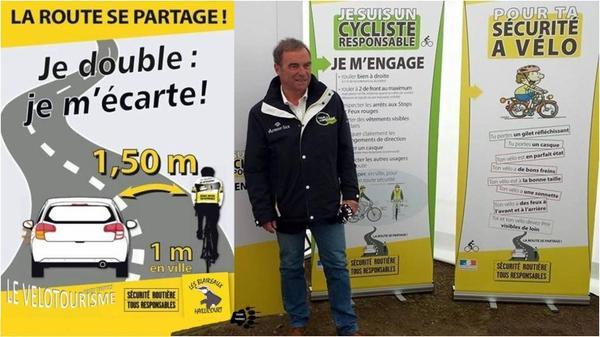 les cyclistes sont ils dangereux ....