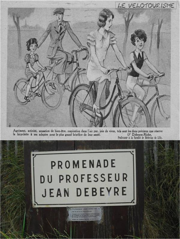 le vélo en famille