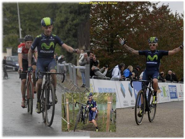 JOHN 3 VICTOIRES EN CYCLO CROSS