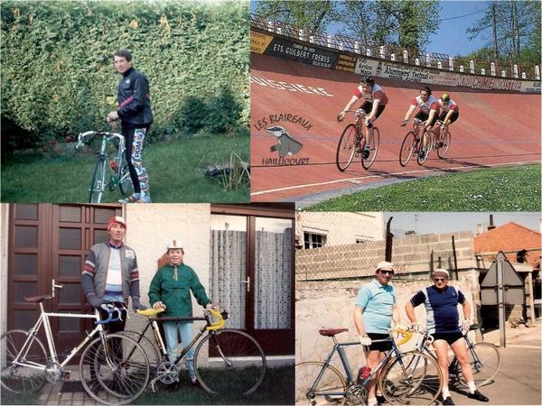 A partir de 1986 souvenir les premiers blaireaux Haillicourt