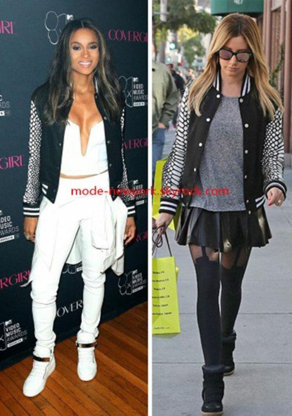 Ciara VS Ashley Tisdale