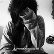 Depression is killing me !
