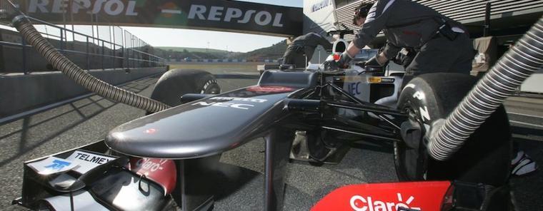 Essais de Jerez - Jour 3