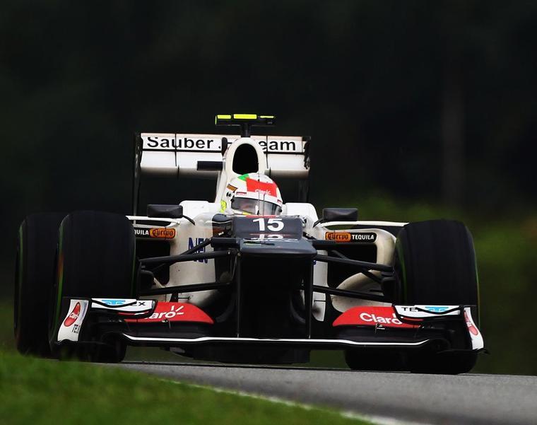 Sauber espère retrouver le podium