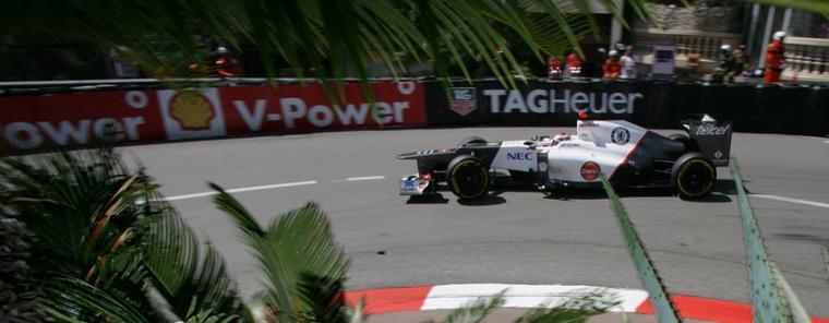 GP Monaco 2012 : Essais libres N°3 - Nico Rosberg est en tête...