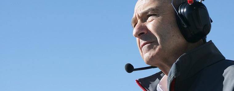 Peter Sauber satisfait du niveau de performance de la C31-Ferrari