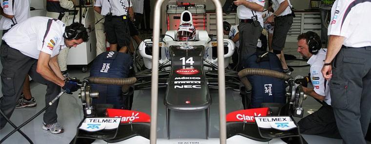 GP d'Europe - Qualifications: Q3 pour Kobayashi