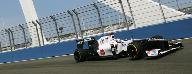 Sauber optimiste pour la course