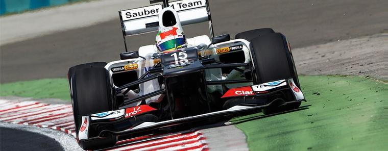 GP de Hongrie - Chez Sauber on est confiant