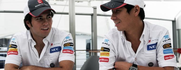 Les pilotes Sauber parlent de la 1ère moitié de la saison 2012