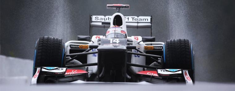 Pendant que Button retrouve le goût de la pôle, Kobayashi réalise une grande 1ère!