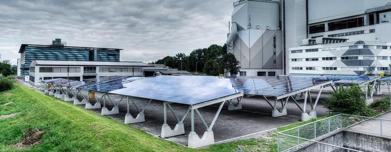 Sauber inaugure un parc solaire à Hinwill