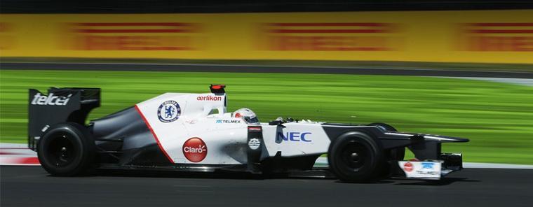 Vettel se méfie des Sauber à Suzuka