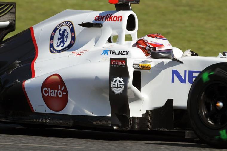 Telmex continue avec Sauber