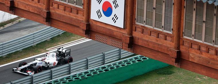 GP de Corée du Sud - Kobayashi, pilote de F1 doué cherche sponsor motivé