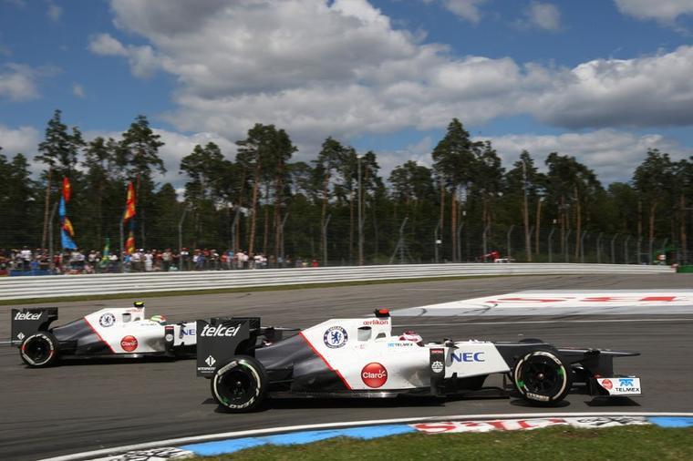 GP de Corée du Sud - Peter Sauber passe le relais à Monisha Kaltenborn