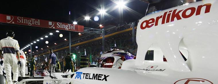 Oerlikon avec Sauber jusqu'en 2015