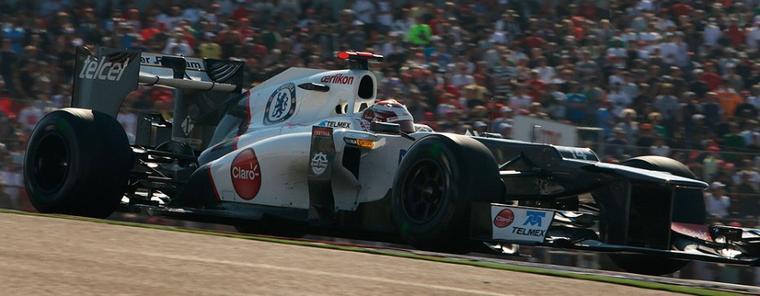 Sauber veut la 5ème place de Mercedes!