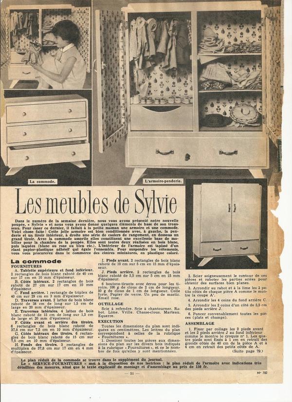 Femme d'Aujourd'hui - Rangements pour Sylvie ...!