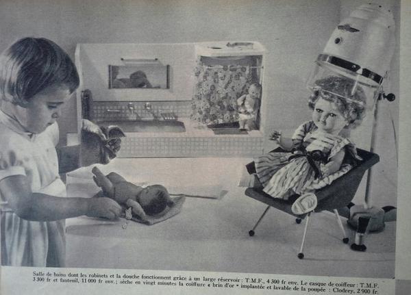 A Noël , en 1956 .......!!!!