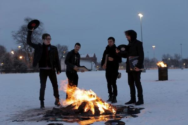 FALL OUT BOY : Article de bienvenue