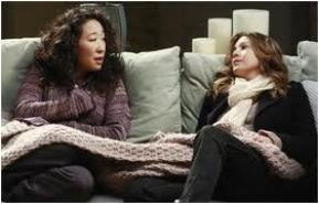 Cristina et Meredith