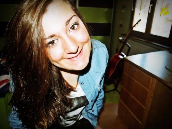 Et même si ça ne va pas, je sourirai pour toi.