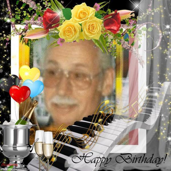Joyeux Anniversaire à mon ami Roland ( cyclo-roland-21 ).. je te souhaite beaucoup de joie et de bonheur et que tous tes voeux se réalisent ... des milliers de bisous du (l) Josie