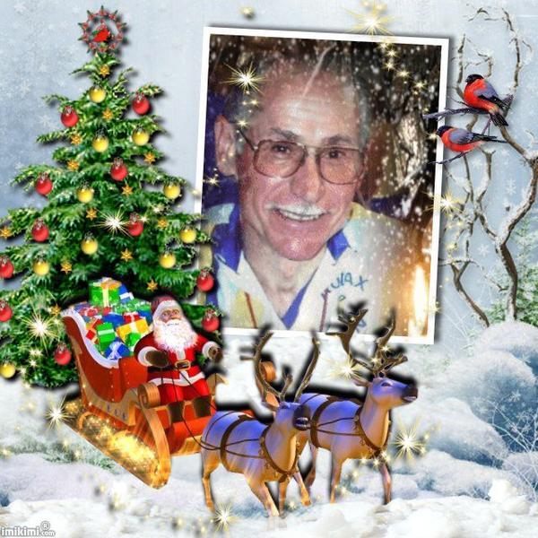 Roland, je t'offre ce petit cadeau pour te souhaiter un Joyeux Noel en famille ...mille bisous Josie