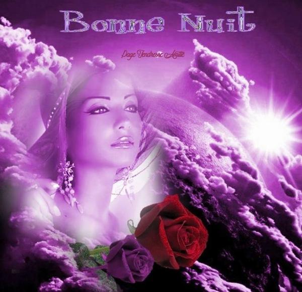 bonsoir à tous mes amis(e)s ..je vous souhaite une bonne soirée ,et une douce nuit ... bisous Josie