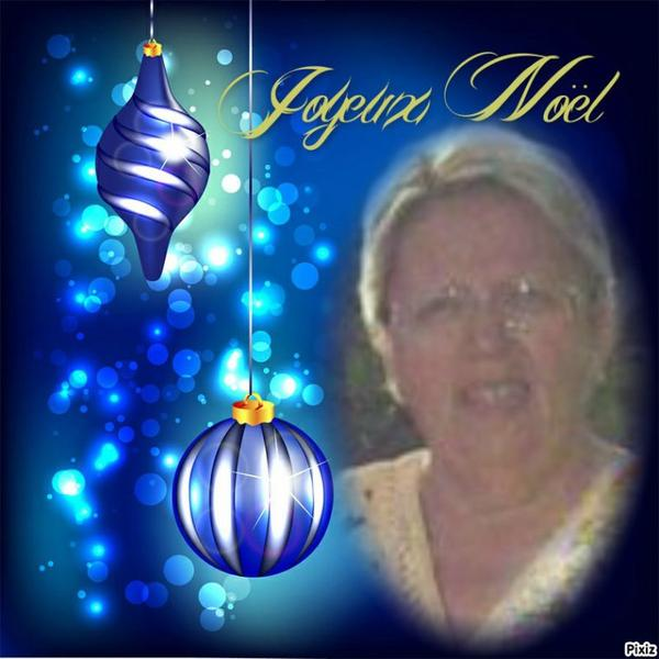 Thérèse, avec ce petit cadeau, je viens te souhaiter un bon et Joyeux Noel en famille ... mille bisous du (l) Josie