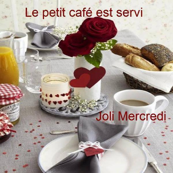 bonjour mes amis(e)s.. je vous souhaite un très bon appétit .. et un agréable après midi de mercredi .. bisous Josie