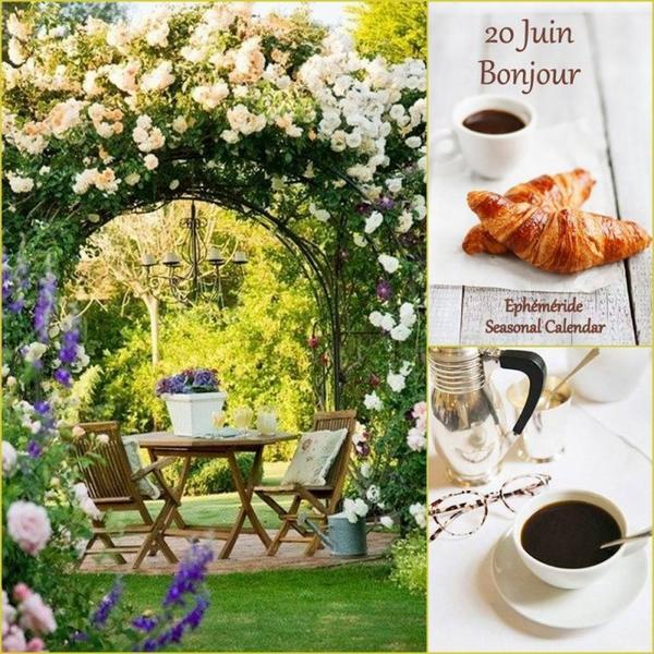 bonjour mes amis(e)s.. je vous souhaite un excellent appétit .. et un agréable après midi de mardi, malgré une chaleur accablante !!!!!! .. bisous Josie