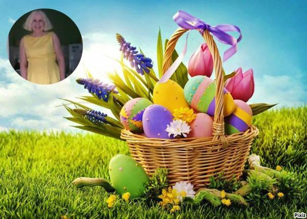 Annick, ce cadeau pour te souhaiter de Joyeuses Fêtes de Pâques ... Bisous du (l) Josie