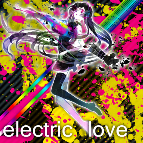 Miku Hatsune - Electric Love