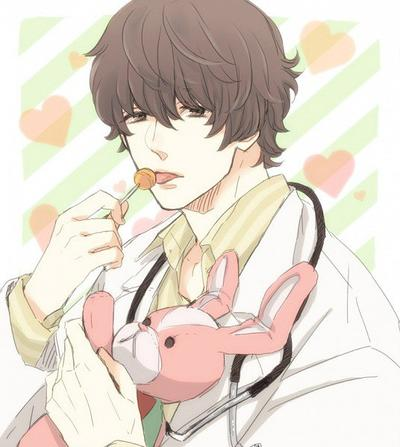 Des gifs Kawaii Brothers Conflict 1 :3