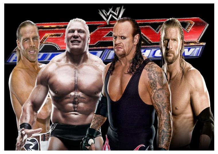 que devienne les 3 légende de wrestlemania ?