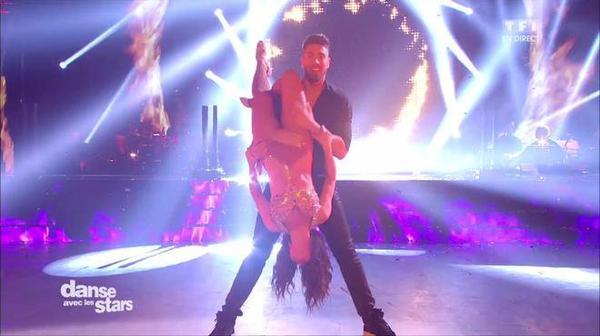 Samedi 24 octobre - 1er Prime de Danse Avec Les Stars