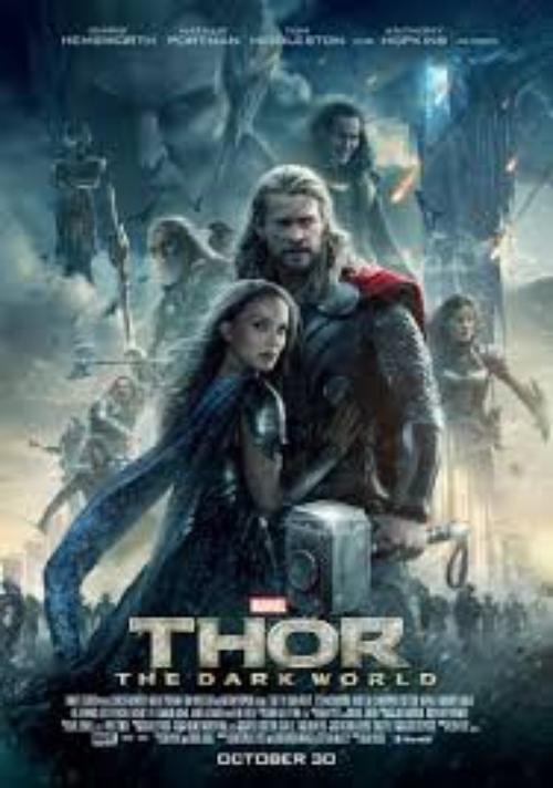 Thor II le monde des ténèbre