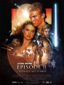 Star Wars épisode 2: La Guerre Des Clones ( Saga n°1)