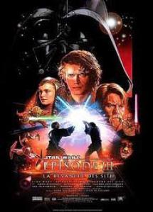 Star Wars épisode 3: La Revanche Des Sith  ( Saga n°1)