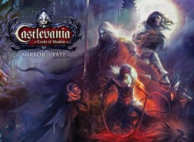 Castlevania Lord of Shadow: Mirror of Fate