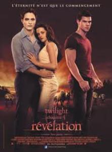 Saga du mois n°2 Twilight 4