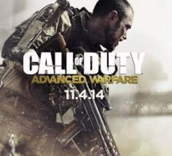Le nouveau Call Of Duty