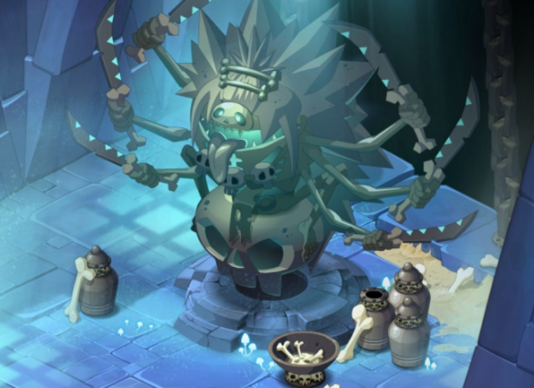 Dofus: Dimension SRAM