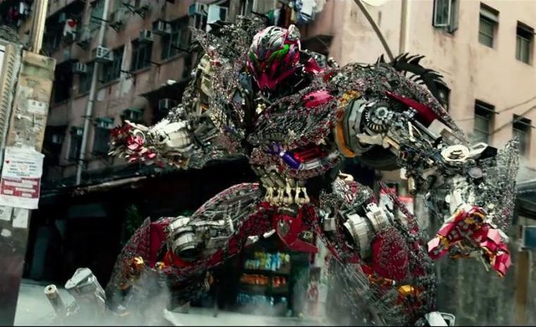 Transformers 5 c'est pour 2015 !