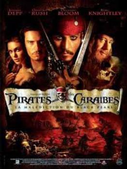 Saga du mois n°3 Pirates des Caraïbes